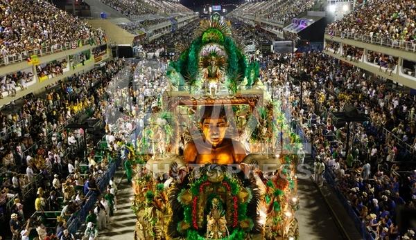 Mocidade Alegre Campeã do Carnaval de São Paulo 2012 – Fotos