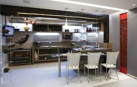 Decoração de Cozinha Planejada – Fotos
