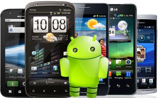 Os Melhores Celulares Com Android – Lista