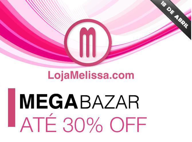 Desconto Bazar Melissa – Como Funciona, Produtos, Promoções