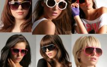 Dicas de Óculos Escuros Para Cada Tipo de Rosto