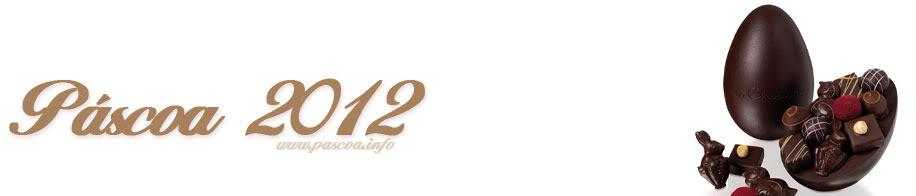 Páscoa 2012 – Lançamento Ovos de Personagens para a Páscoa