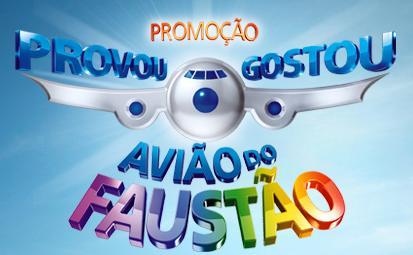 Promoção Avião do Faustão 2012 – Como Participar, Prêmios