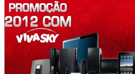 Promoção Sky 12 Prêmios Em 2012 – Como Participar, Regulamento