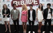 Agenda de Shows dos Rebeldes Brasil 2012 – Site, Twitter