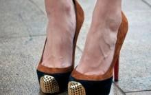 Cap Toe Novos Sapatos 2012 – Tendências, Cores e Modelos