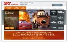 Sky Online – O Que é, Como Funciona, Preços