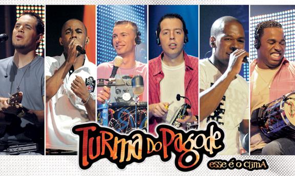 Agenda de Shows do Grupo Turma do Pagode 2012 – Site, Biografia, Twitter