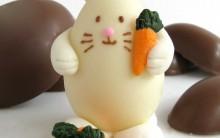 Ovos de Páscoa 2012 Decorados Com Pasta Americana, Dicas de Como Devorar, Fotos e Vídeos