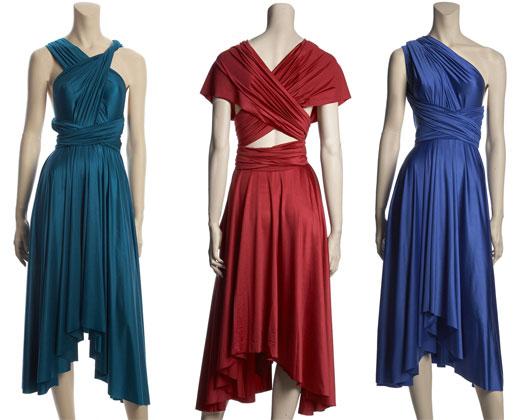 Tendências de Vestido Wrap Dress – Vídeo de Como Criar Vários Looks