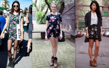 Tendencias da Estampa Floral Dark – Modelos