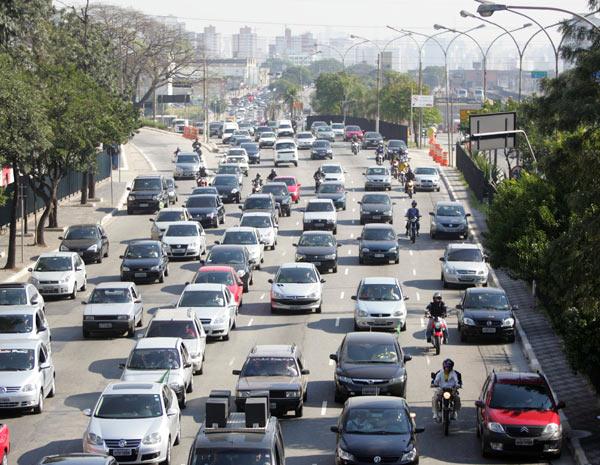 Rodízio de Veículo de São Paulo- Placa e Mapa