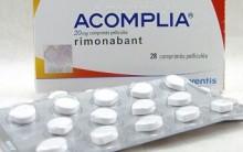Acomplia Pílula Antibarriga- Onde Comprar, Como Funciona, Preço