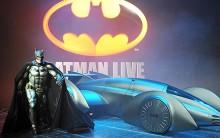 Exposição Batmóvel  do Batman em SP- Data,Locais,Horários de Visita