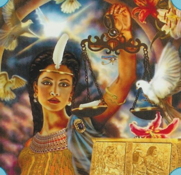 Horóscopo Egípcio Deusa Maat Signo de Libra – Previsão para 2012