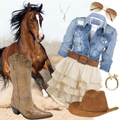Moda Country 2012 – Tendências, Cores,Modelos, Estilos