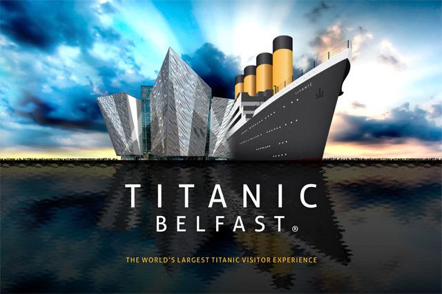 Museu Titanic Belfast 2012 – Fotos, Data de Inauguração