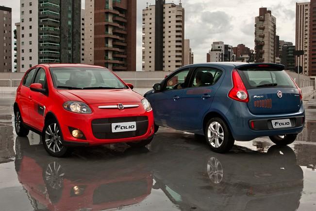 Novo Carro Pálio da Fiat 2012 – Preços, Vantagens, Fotos