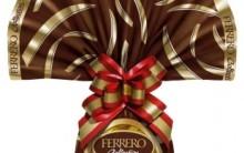 Ovo de Páscoa Ferrero Rocher 2012 – Onde Comprar, Preços