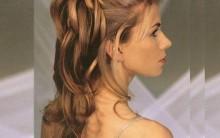 Penteados Para Cabelos Grossos – Dicas,Modelos,Fotos