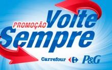 """Promoção """"Volte Sempre – P&G no Carrefour"""" – Como Participar, Prêmios, Sorteios"""