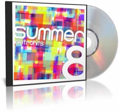 CD Summer Eletrohits 2012 – Músicas