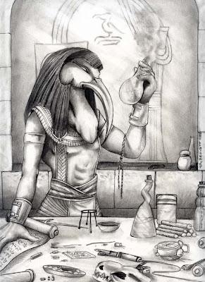 Horóscopo Egípcio Deus Toth Signo de Touro e Gêmeos – Previsões para 2012