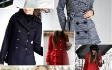 Tendências de Casacos para o Outono Inverno de 2012