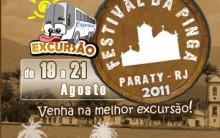Festival da Pinga de Paraty 2012 – Data, Programação, Pacotes