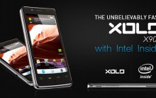 Novo Smartphone Xolo x900 Da Intel – Fotos, Novidade