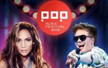 Pop Music Festival 2012 – Atrações, Ingressos, Datas