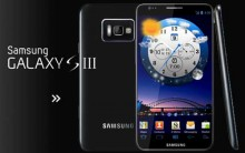 Novo Samsung Galaxy S III – Lançamento, Fotos