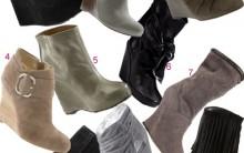 Tendências do Sapato Wedge Para Outono Inverno 2012 – Modelos