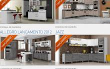 Cozinhas Planejadas Itatiaia – Modelos, Lançamento