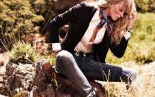 Moda Country Feminina  para o Inverno 2012 – Modelos, Cores, Tendências,Fotos