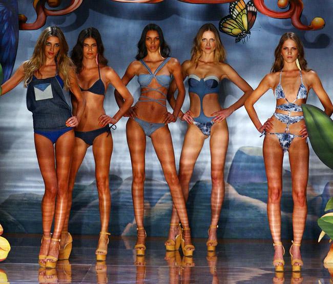 Fashion Rio Primavera Verão de 2013