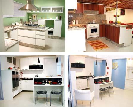 Móveis Planejados para Cozinha Pequenas – Site