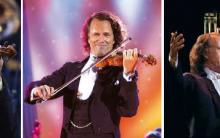 Apresentações de André Rieu e Johann Strauss Orquestra – Data, Ingresso, Contato, Vídeo