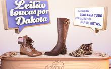 Concurso Leilão Loucas por Dakota – Como Participar