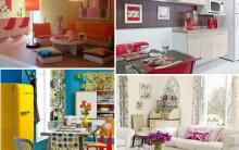 Decoração de Casas Modernas Come Elementos Retro – Modelos