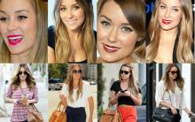 Looks e Tendências de Lauren no Mundo da Moda – Modelos