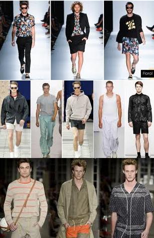 Moda Para Homens  Verão  2013 – Modelos