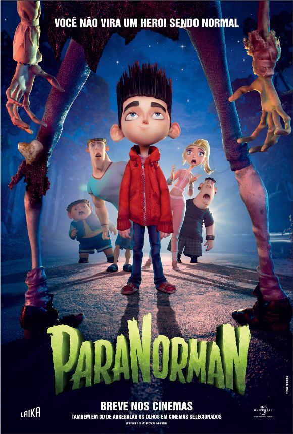 ParaNorman O Filme – Trailer, Sinopse, Pôster