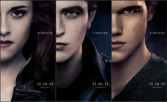 Saga Crepúsculo Amanhacer Parte 2 – Novo Trailer Oficial