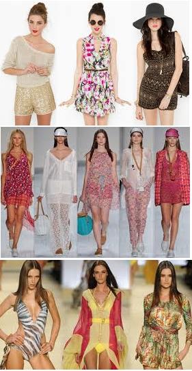 Tendências para o Verão de 2013 – Modelos