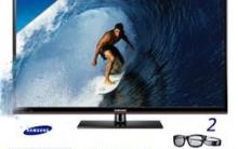 """TV de Plasma """"43"""" Samsung Série 4 3D Com Conversor Digital – Preço, Onde Comprar"""