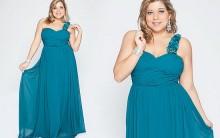 Modelos de Vestidos Plus Size 2012 – Dicas de Como Usar