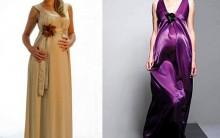Vestidos de Festa Para Gestante 2012 – Modelos, Onde Comprar