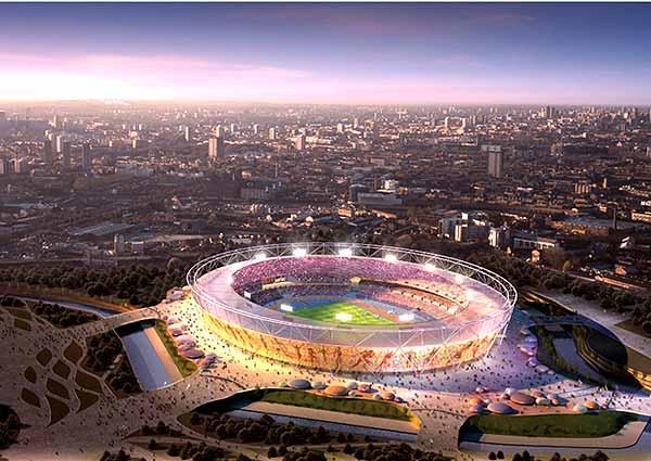Cerimônia de Abertura dos Jogos Olímpicos de Londres 2012