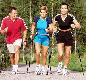 Caminhada Nórdica – Como Praticar